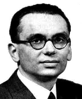 Kurt Gödel - goedel